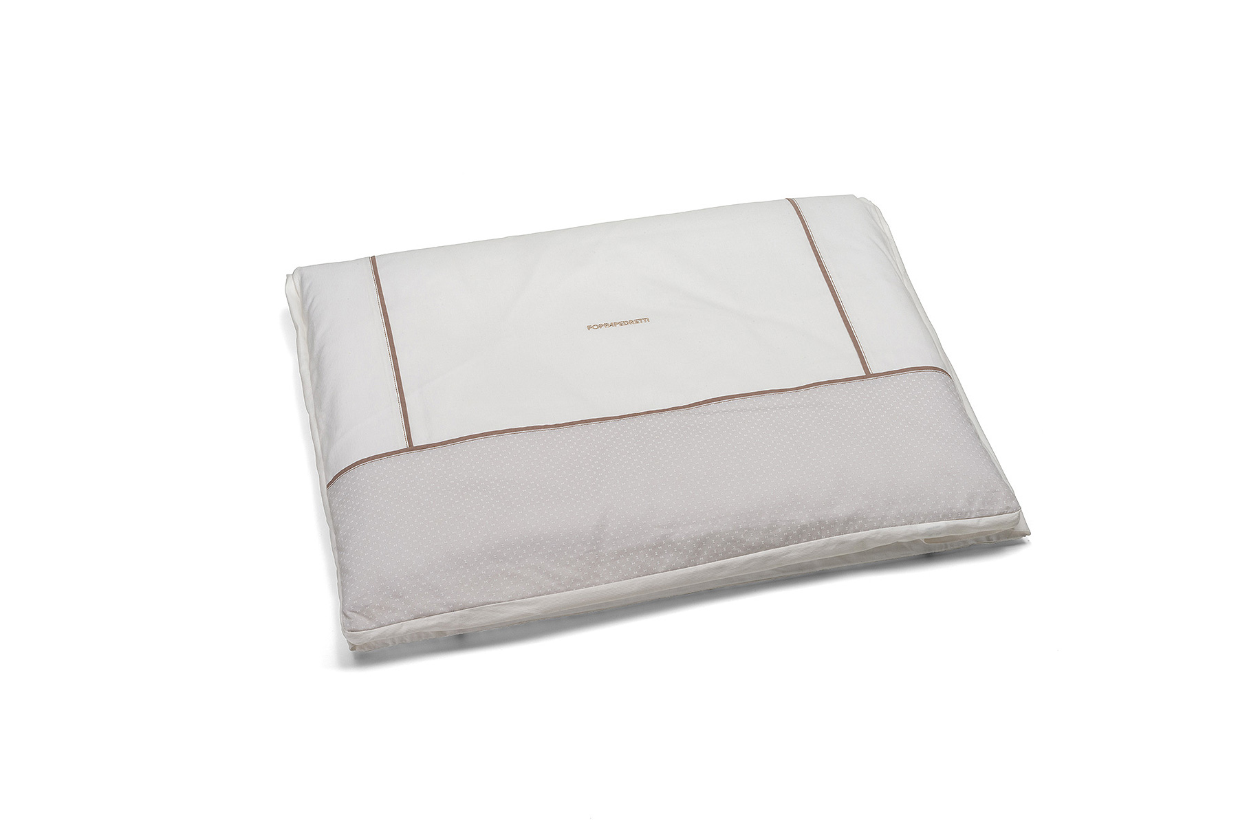 Ivory cot duvet and cover